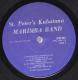 * LP *  ST PETER'S  KUBATANA MARIMBA BAND - SAME (Africa 1980 EX-!!!) - World Music