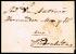 CACERES PREF. - PE 8 R - 1853 CARTA CIRC. A PIEDRAHITA