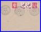 631-654-691 (Yvert)  Sur Enveloppe Premier Jour (GF) - Journée Du Timbre à Chalons-sur-Marne - France 1944 - FDC