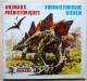 Album Panini complet - Bilingue -Animaux pr�historiques - Voorhistorische dieren
