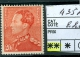 N&deg; 435A  XX- 1936<br><strong>33.00 EUR</strong>