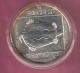HONGARIJE 200 FORINT 1985 ZILVER UNC. WILDLIVE PRESERVATION TURTLE