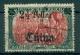 Aufdruck China 2 1/2 Dollar auf Deutsches Reich 5&amp;hellip;<br><strong>30.00 EUR</strong><span style='margin-right: 15px'>Selecci�n de ofertas pagas </span>