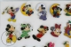 27 Walt Disney Characters Pin Collection - Mickey Mouse, Minnie, Donald #PLS - Disney