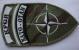 Ecusson KFOR NATO - OTAN