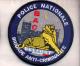 Ecusson BAC Brigade Anti Criminalit� BELFORT POLICE N.