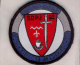 Ecusson SDPJ 92 prefecture de police  DIRECTION JUDICIAIRE