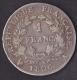 1 Franc 1806A - Gadoury n&deg;444 - TB<br><strong>60.00 EUR</strong>