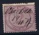 Deutsches Reich: Mi Nr 37 A Farbgeprüft Used BPP Signiert /signed/ Signé - Gebraucht