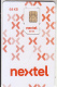 ARGENTINA - Nextel GSM, mint