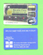 BOTSWANA - Chip Phonecard As Scan