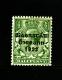 IRELAND/EIRE - 1923  1/2 D. HARRISON OVERPRINT  EX VERT. COIL  MINT NH SG 67 - 1922-37 Stato Libero D'Irlanda