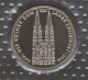 GERMANIA 5 DEUTSCHE MARK 1980 1880 DER KOLNER DOM 100 JAHRE VOLLENDET AG SILVER - [10] Commemorative