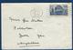 France - Enveloppe Commerciale ( Hôtel Westminster ) De Paris Pour New York En 1938  Réf S 258 - Marcophilie (Lettres)