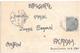 """Art Nouveau R. KIRCHNER - BOZZETTO DISEGNATO A MANO - SAGGIO - ORIGINALE Serie """"Mikado"""". Cartolina  (unica Al Mondo) - Kirchner, Raphael"""