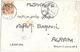 Art Nouveau RAPHAEL KIRCHNER? - CARTOLINA DIPINTA A MANO! - INEDITA -   RRR UNICA - Kirchner, Raphael