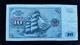 Billet De 10 Mark 1960 - [ 7] 1949-… : RFD - Rep. Fed. Duitsland