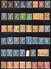 Beau Lot De Timbres Classiques Avec Oblitération D´Epoque  Cote: 6894 € Vendu à -8%