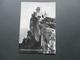 AK Echtfoto 1952 San Marino. Burg Auf Einem Felsen! Seconda Torre - San Marino