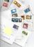 LOT 50 TIMBRES NEDERLAND -Hollande-Pays-Bas-stamps- 1960/1980 Sur Enveloppes -on Envelopes - Timbres