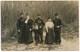 88. CPA Photo. NEUFCHATEAU. Garde Champêtre Ou Garde Chasse (Nommé) En Famille. Vosges - Neufchateau
