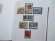 Russland / Sowjetunion Sammlung Ab Klassik Bis Ca. 1964 Gestempelt!! Viele Marken Auf 66 Seiten! Fundgrube? Motive!! - Briefmarken