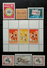 Latin America Collection 1892-1977 Mint OG 4 Pages CV:£43 - Stamps