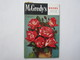 Publicité Catalogue Fleurs Plantes The Rose Northwich Cheshire - Publicités