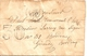 LETTRE DEPART DE 64 BEDOUS POUR BORDEAUX 16 JUIN 1864 - 1849-1876: Période Classique