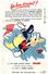 J J M/Buvard  Journal De Mickey (les Modeles Sont Diférents)   (N= 3) - Buvards, Protège-cahiers Illustrés