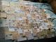 France & Former Colonies, Cover Lot (150). Mauritania, Gabon, Tchad,Algeria ,N.Caledonia+ France Covers Inc Art Blocks++