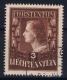 Liechtenstein: Mi Nr 305 B Perfo 14,75  Used Obl 1951 - Liechtenstein