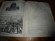 1868 Gare TURIN Pl Carlo-Félice;Joute HAKELN,Allemagne;Lissa;Baie De Taboga (PANAMA);Chanson SARAH La GRISE;Foire-jambon - Vieux Papiers