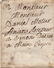 Lettre Pré-philatélique De Puidoux  Déc. 1785 à Ormonts Dessous, Mr L'Assesseur ... Cachet Privé SL - Autographs