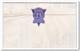 Brief Van Aerdenhout Naar Geertruidenberg 1944 ( Techn. In En Exp. Mij. J.L. Bienfait ) - Periode 1891-1948 (Wilhelmina)