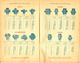 Petit Catalogue De 12 Pages. Raccords En Fonte, Tubes, Coudes, Tés, Robinets, Ets. Hauck, Distributeur à Saint-Etienne. - Catalogues