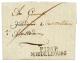 1812 P.125.P MIDDELBOURG Sur Lettre Avec Texte Pour AMSTERDAM. RARE. Superbe. - Ohne Zuordnung