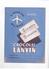"C L/  Protège-Cahiers  Chocolat "" Lanvin "" - Protège-cahiers"