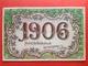 RELIEF - ANNEE - JAARTAL 1906 - Nouvel An