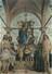 Cartolina Vicenza- Pinacoteca- La Vergine In Trono Col Bambino . - Ravenna