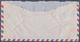 = Série 8 Timbres Espagne 1963 Sur Enveloppe - 1971-80 Usados