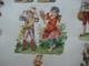 Tres Ancien Epaix (dikke) Album Chromos Glanzbilder Far Before 1900 Also Advertising Cards, Expo 1900 & Postman SERIE - Kaufmanns- Und Zigarettenbilder