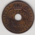 @Y@  Brits West Afrika     1 Penny  1957   (4440) - Autres – Afrique