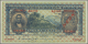 """100 Drachmai 1922 (1922) With Red Overprint """"NEON"""" And """"SPECIMEN"""" With Serial Number 000000, P.67s, Four Times... - Greece"""