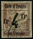 N°9/11 - TB - Côte-d'Ivoire (1892-1944)