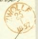Nederland - 1857 - EO-omslag Van OMMEN Via Zwolle Naar 's Gravenhage - Nederland