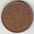 @Y@    Nederlandse Antillen   1  Cent  1968 ( 4578 ) - Netherland Antilles