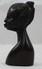 Buste De Femme En Ebene  - TOGO AFRIQUE Années 1970 - Art Africain