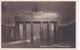 AK Berlin - Brandenburgertor Mit Nachtbeleuchtung (27232) - Mitte