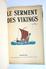 BANDE DESSINEE JOHAN & PIRLOUIT - DOS ROND 01/1964 - BE- - PEYO - LE SERMENT DES VIKINGS - T 5 - Johan Et Pirlouit